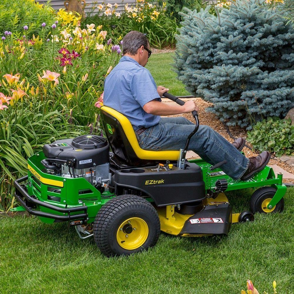 Lawn Mower Tractor : Best riding lawn mowers tractor reviews guide