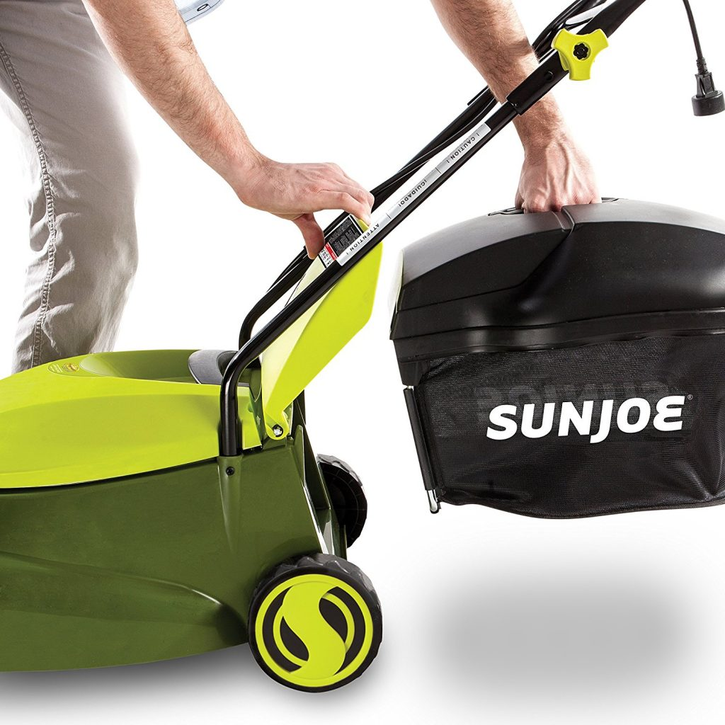 Best Electric Lawn Mowers Reviews Guide Mower Cord Takeup Reel For Powered On Wiring A Extension Number Of Will Gather Trimmed Grass Into Mounted Bag Be Advised Bagging Also Means Having To Stop Every So Often Dump The