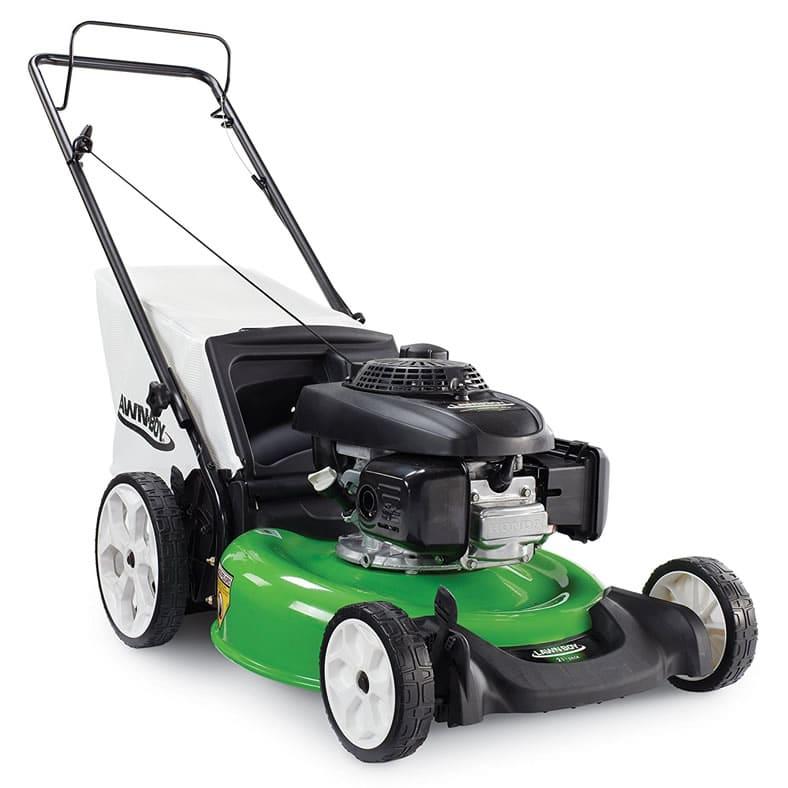 Lawn Boy 10736 21 Inch High Wheel Push Gas Powered Lawn