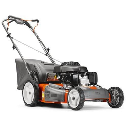 Husqvarna HU700H Rear Wheel Drive Gas Lawn Mower Review