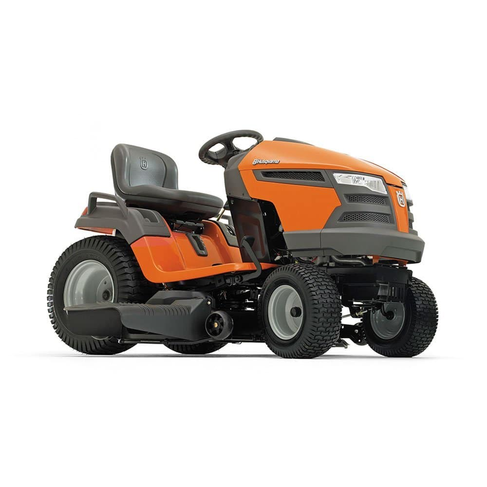 Husqvarna YTA18542 Riding Lawn Mower Review