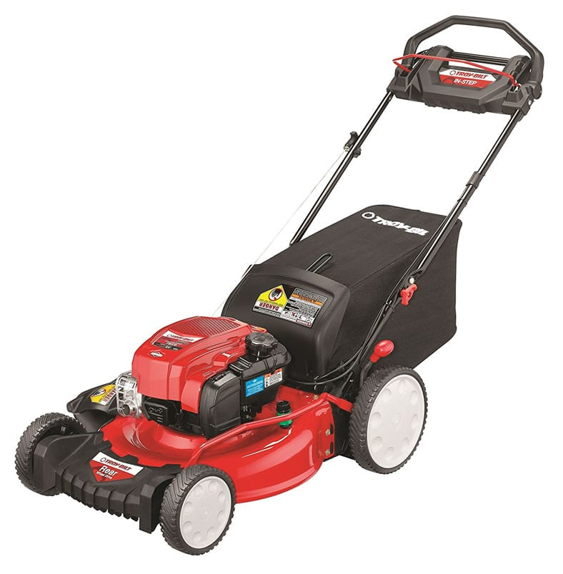 Troy-Bilt TB370 163CC Self-Propelled Lawn Mower Review
