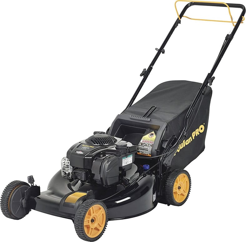 Poulan Pro PR625Y22RHP Front Wheel Self Propelled Gas Lawn Mower Review