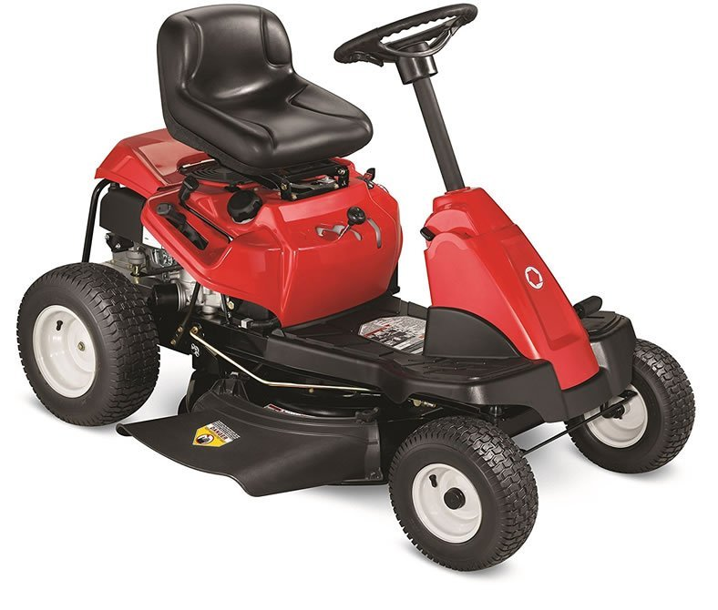 Troy-Bilt TB30 382cc Neighborhood Riding Lawn Mower Review