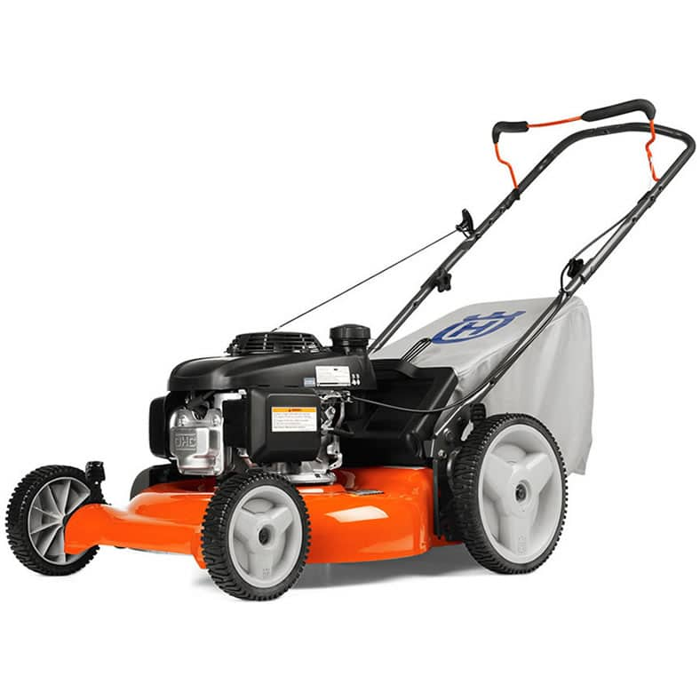 Husqvarna 7021p 21 Inch Gas Powered Push Lawn Mower Review