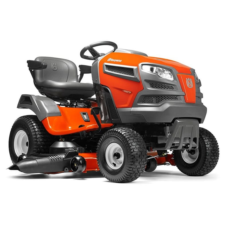 Husqvarna YTA24V48 Tractor Riding Lawn Mower Review