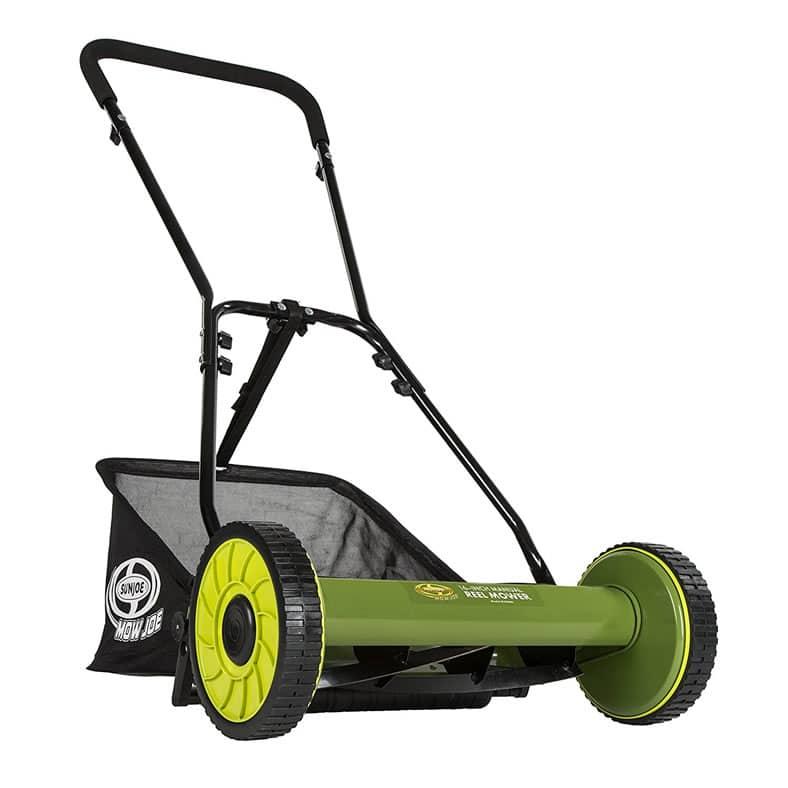 Sun Joe Mj500m Mow Joe 16 Quot Manual Reel Lawn Mower Review