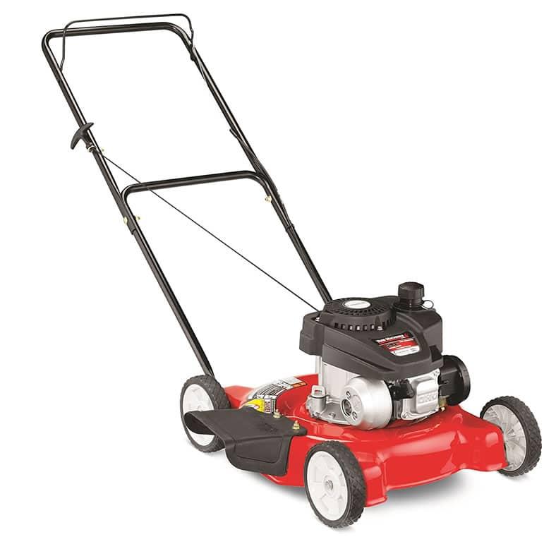 Yard Machines 11A-02SB700 140cc 20″ Gas Powered Push Lawn Mower Review