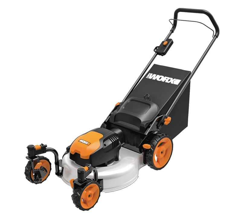 WORX WG719 13 Amp Corded Electric Lawn Mower Review
