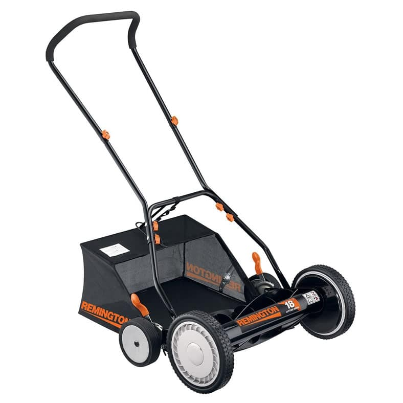 Remington RM3100 18″ Push Reel Lawn Mower Review
