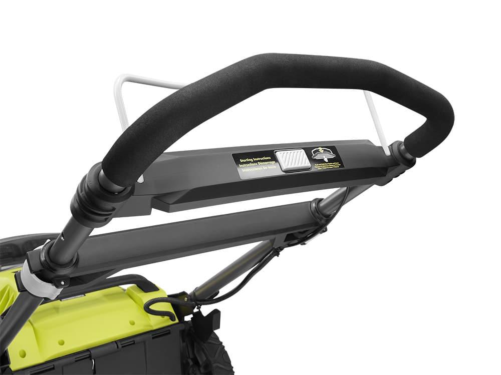Ryobi RY40180 Cordless Electric Push Lawn Mower Review | Best Lawn ...