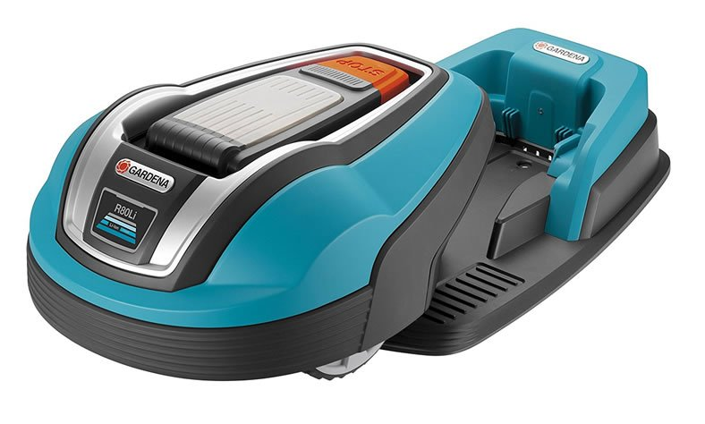 Gardena 4069 R80Li Robotic Lawn Mower Review