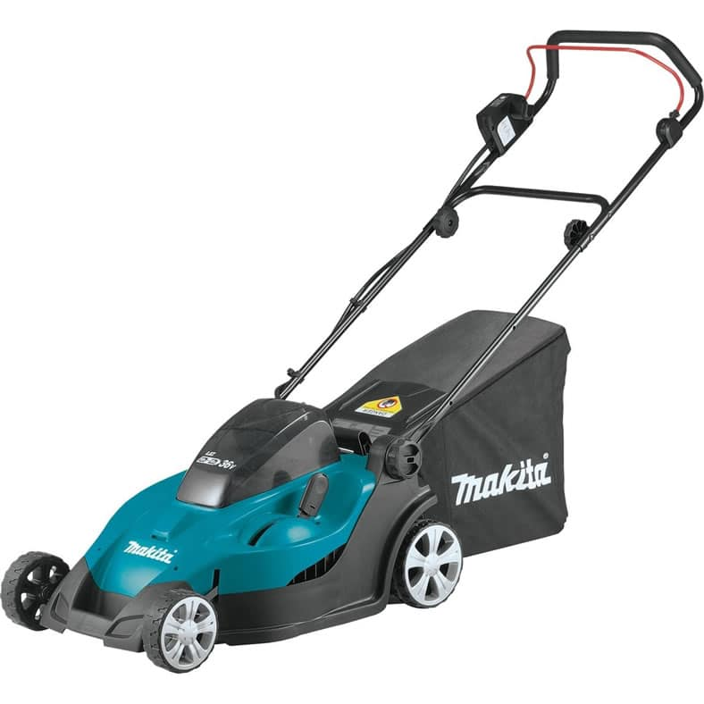 Makita XML02Z LXT 36V 17″ Cordless Electric Lawn Mower Review