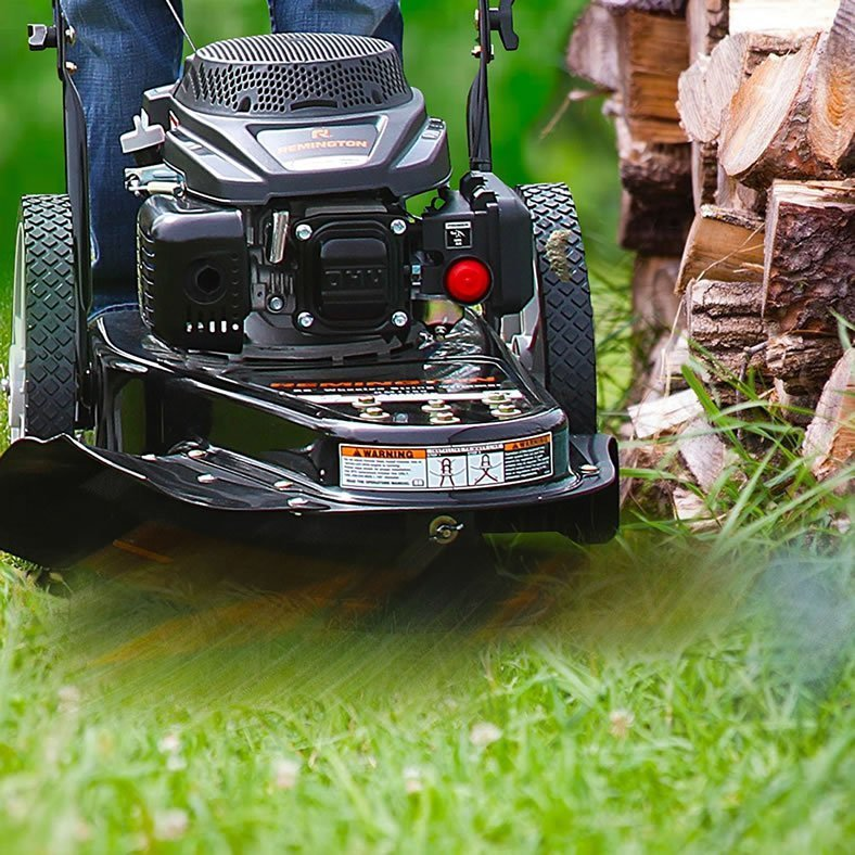 Remington Rm1159 22 Inch Trimmer Lawn Mower Review Best Lawn Mower