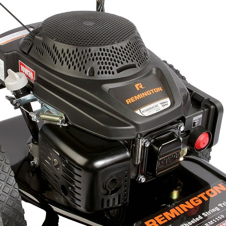 Remington RM1159 22-Inch Trimmer Lawn Mower Review | Best ...