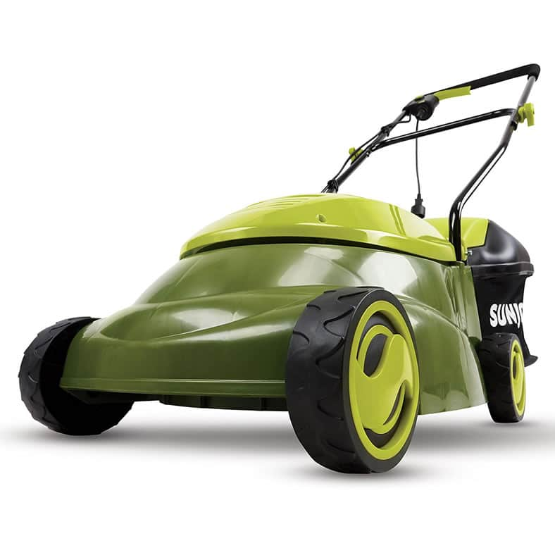 Sun Joe MJ401E Mow Joe 14″ 12 Amp Corded Electric Lawn Mower Review