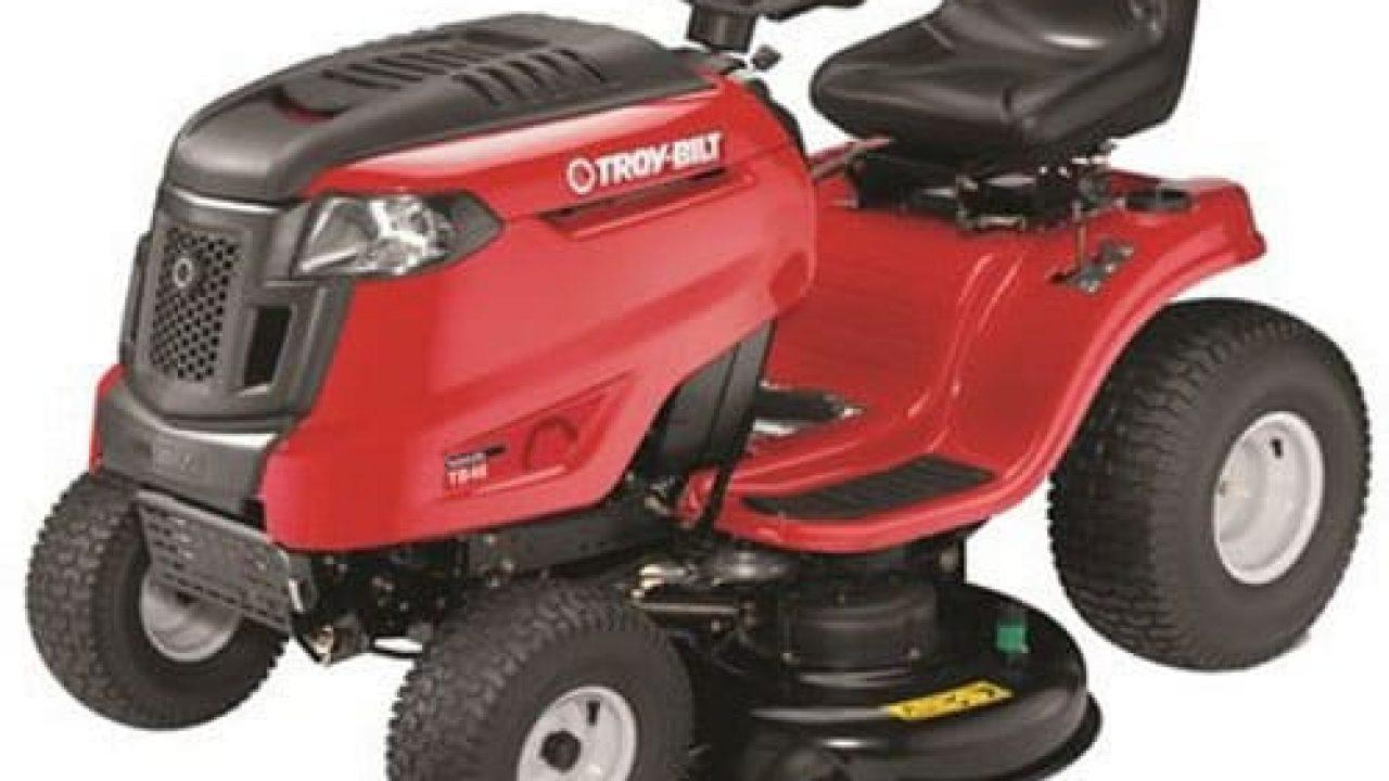 Troy-Bilt TB46 19HP / 540cc 46-Inch Riding Lawn Tractor