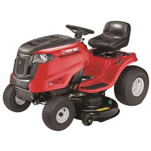Best Price Troy Bilt Tb46 19hp 540cc 46 Inch Riding Lawn Tractor Review