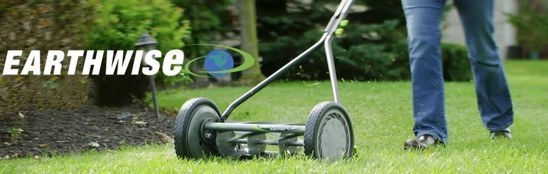 Earthwise Reel Push Lawn Mower Review Best Lawn Mower