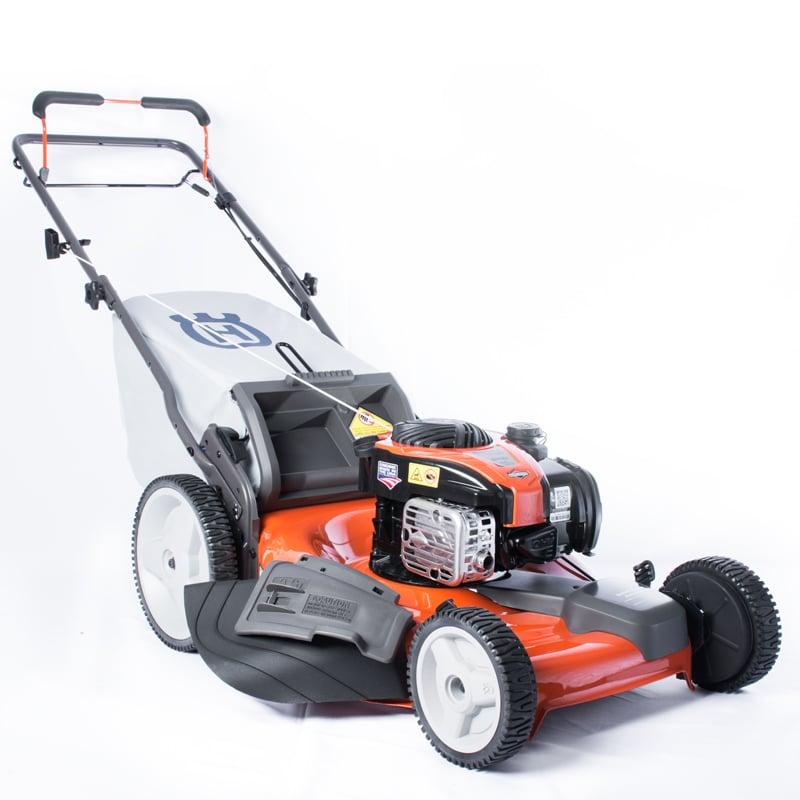 Husqvarna HU550FH 22″ Self-Propelled Gas Lawn Mower Review