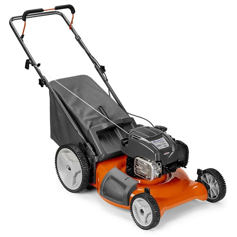 Husqvarna Lc121p 21 In Gas Push Lawn Mower Review Lawn