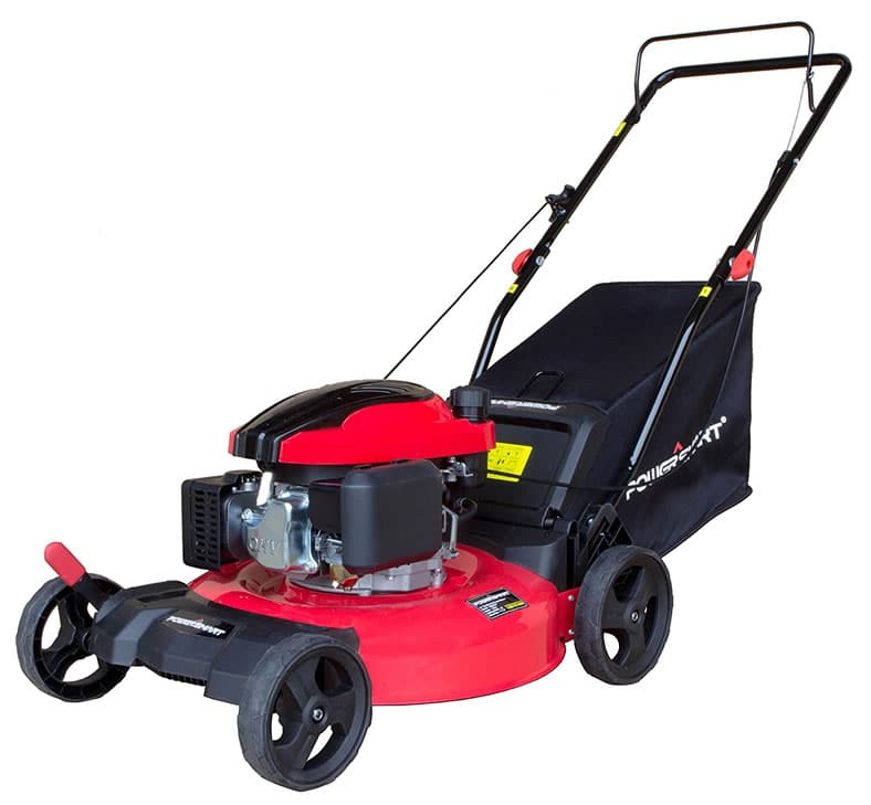 PowerSmart DB8621P 21″ Gas Walk-Behind Push Lawn Mower Review