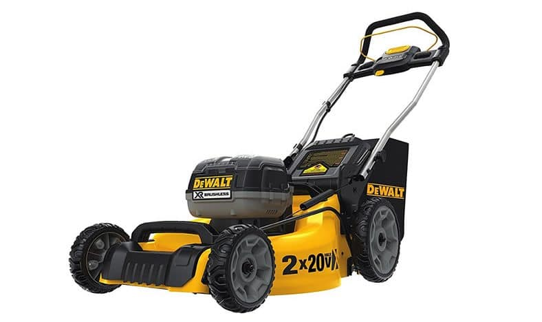 DeWalt DCMW220P2 20V 3-IN-1 Cordless Battery Powered Electric Lawn Mower Review