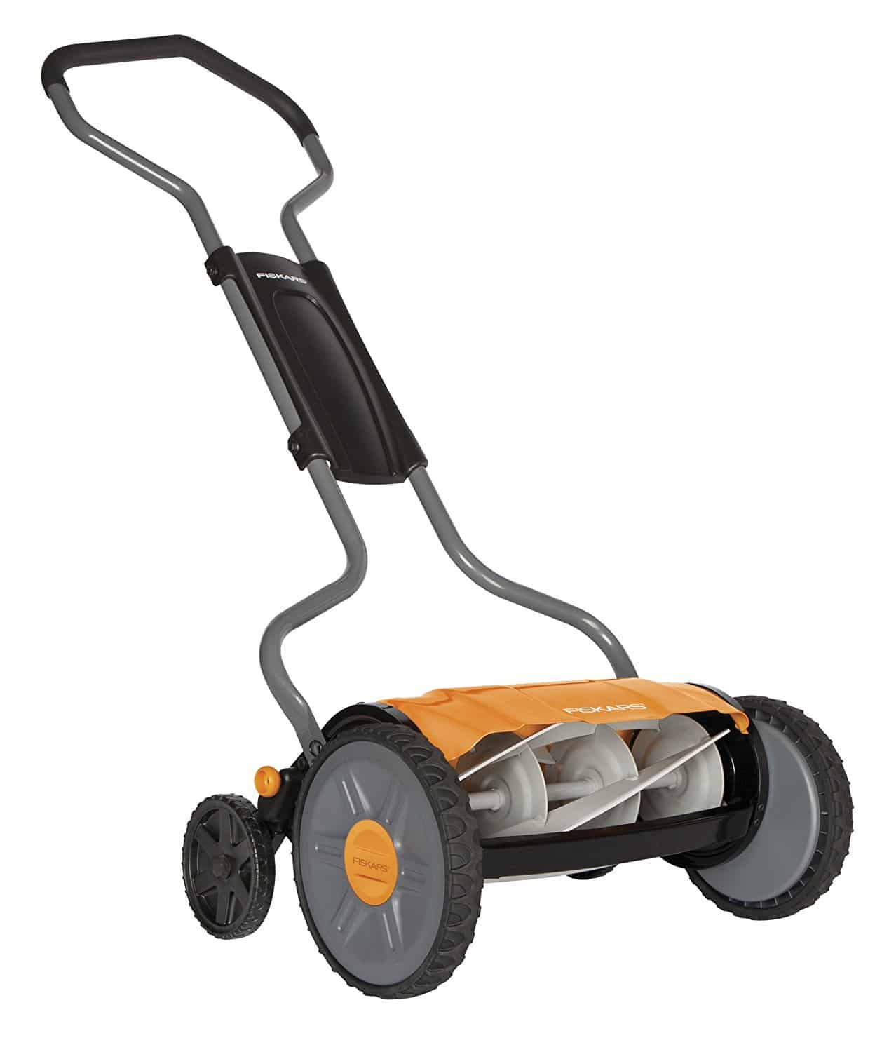 Fiskars 17″ StaySharp Plus Push Reel Mower Review