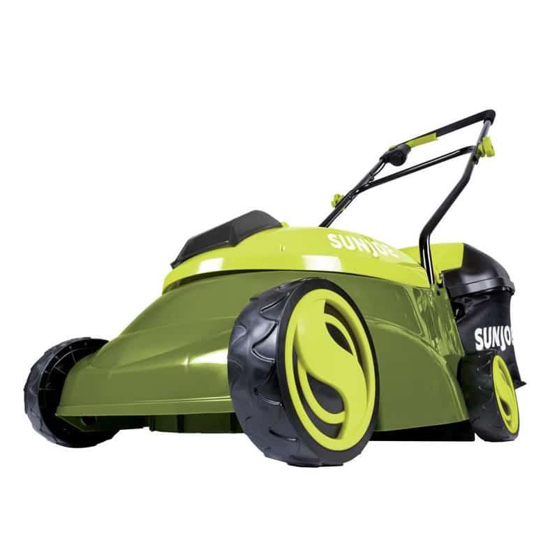Sun Joe Mj401c Xr Cordless Battery Powered Electric Lawn