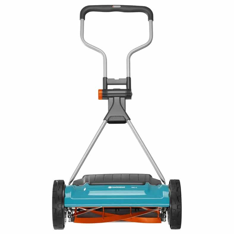 Gardena 4022 Silent Cylinder Manual Push Reel Mower Review