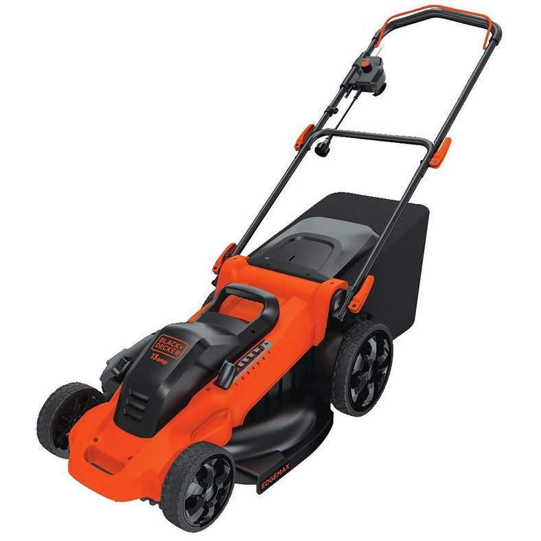 Black + Decker MM2000 20″ 13-Amp Corded Electric Lawn Mower Review