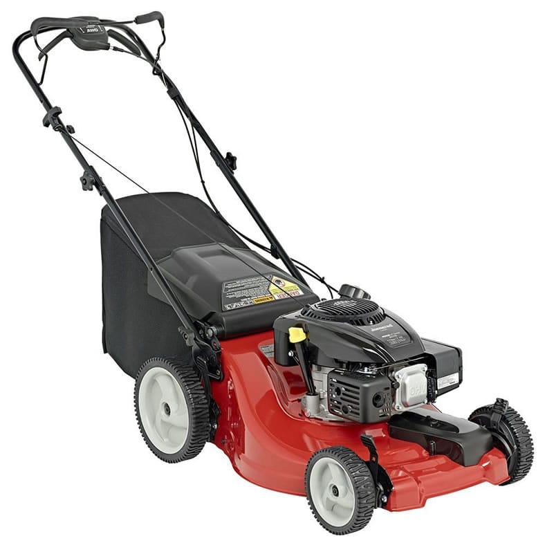 Jonsered L4621 Self Propelled Gas Lawn Mower Review Lawn
