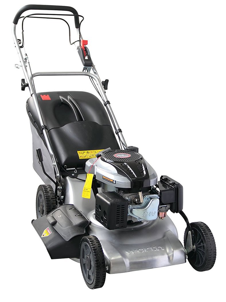Worth Garden 1955 20″ Steel Self-Propelled Gas Lawn Mower Review