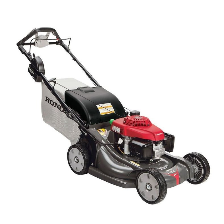 Honda HRX217VLA 21″ Self Propelled Gas Lawn Mower Review