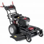 Troy Bilt WC33 Zero Turn Lawn Mower Review 4