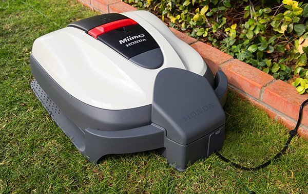 Honda Miimo Robot Lawn Mower Review