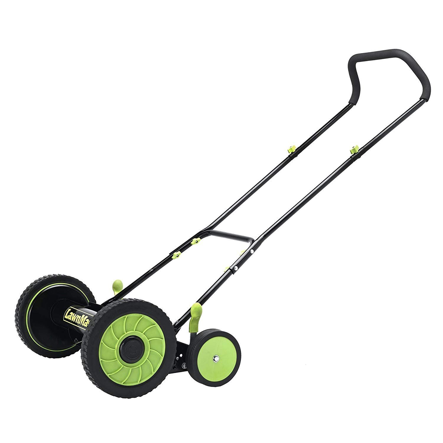 LawnMaster LMRM1601 16″ Push Reel Mower Review