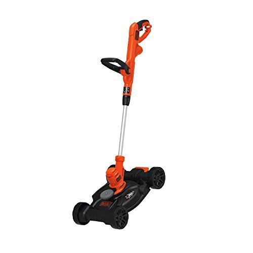 BLACK+DECKER BESTA512CM 12″ 3in1 Compact Electric Lawn Mower Review