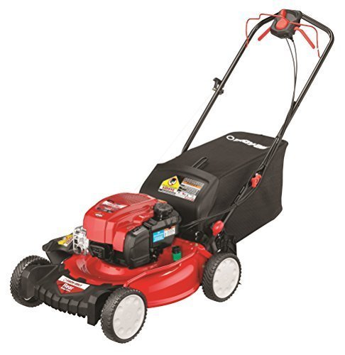 Troy-Bilt TB330 Self Propelled Gas Lawn Mower Review