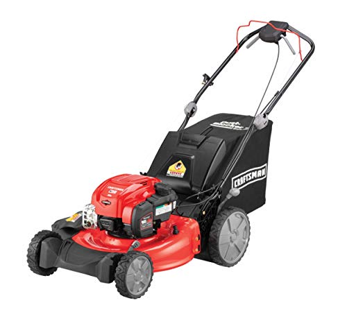 Craftsman M310 163cc Briggs & Stratton 21″ Self-Propelled Gas Lawn Mower Review