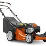 husqvarna lcfhe in cc briggs stratton walk behind self propelled