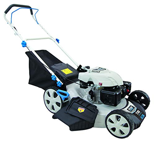 "Pulsar PTG1221 21"" Self-Propelled Gas Lawn Mower Review"
