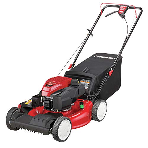 Troy-Bilt TB210 12AVA2MR766 21″ 159cc Self-Propelled Mower Review