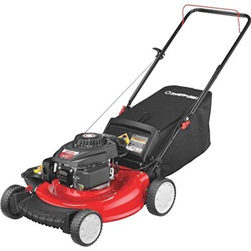 Troy-Bilt TB105 11A-B0SD766 21″ Push Walk-Behind Gas Mower Review