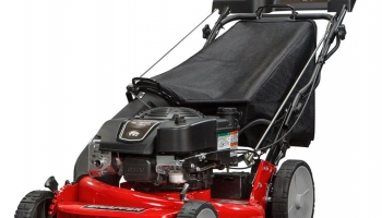 Snapper P2185020E Hi Vac Gas Powered Self Propelled Lawn Mower Review