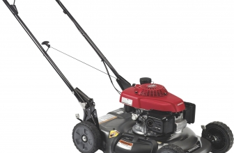 Honda HRS216K7VKA 160cc Self-Propelled Push Gas Mower Review