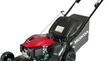 Honda HRN216VYA Walk-Behind Self-Propelled Gas Lawn MowerReview