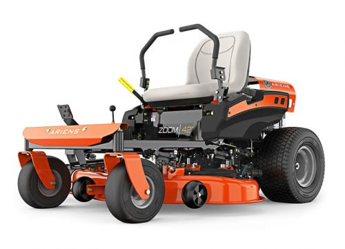 ariens zoom    turn riding lawn mower review  lawn mower reviews ratings