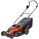BLACK+DECKER EM1700 17-Inch Corded Electric Lawn Mower Review