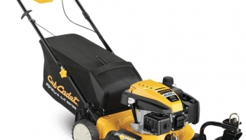 Cub Cadet SC500Z 21″ Self-Propelled Gas Lawn Mower Review